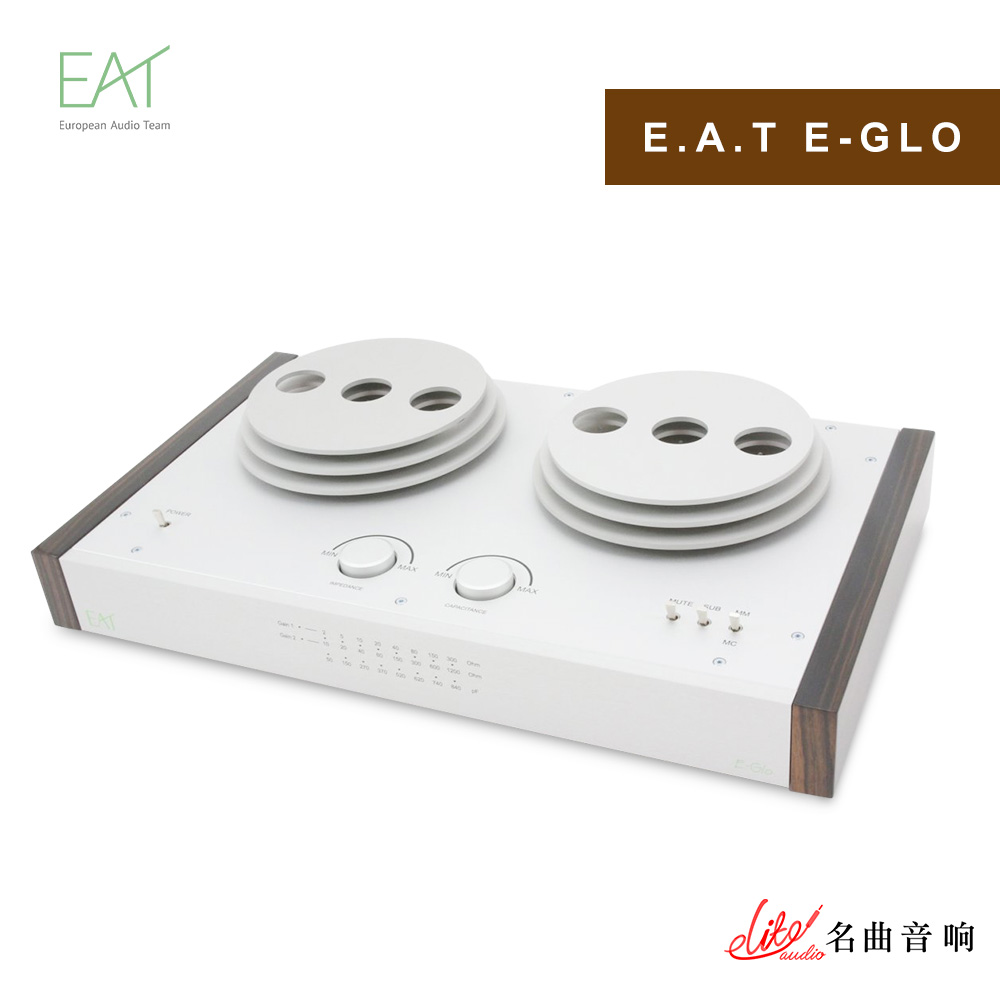 E.A.T. E-GLO PHONO STAGE